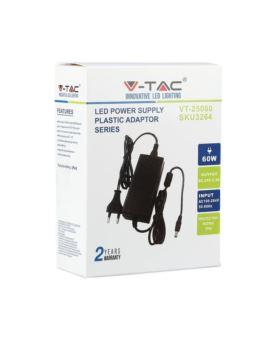 Żar. V-TAC 7W Fil. E27 Sztyft G95 6400K VT-2057