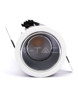 Przew. Micro USB V-TAC Typ C Biały VT-5302