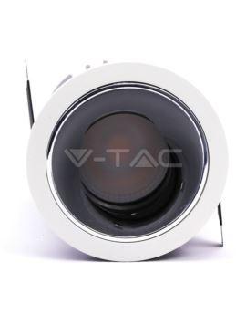 Przew. Micro USB V-TAC Biały  VT-5321