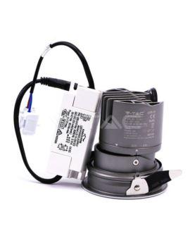 Przew. Micro USB V-TAC Typ C Biały VT-5322