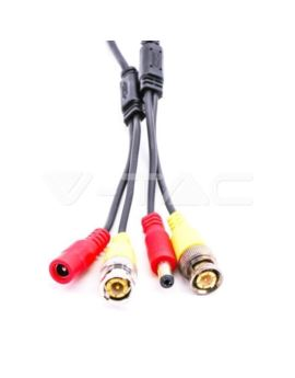 Projektor LED V-TAC 50W Czarny 6400K Evolution 160LM/W 8000lm VT-4961 5 Lat Gwarancji