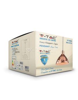 Żar. V-TAC 6W GU10 38st 2700K VT-2206
