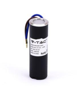 Włą. Szklany WIFI V-TAC Podwójny Biały VT-5004