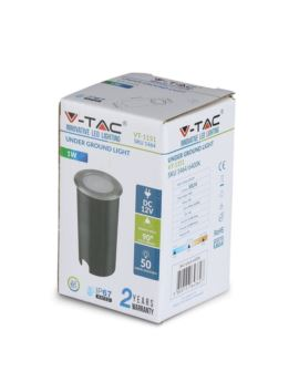 Włą. Szklany WIFI V-TAC Potrójny Biały VT-5005